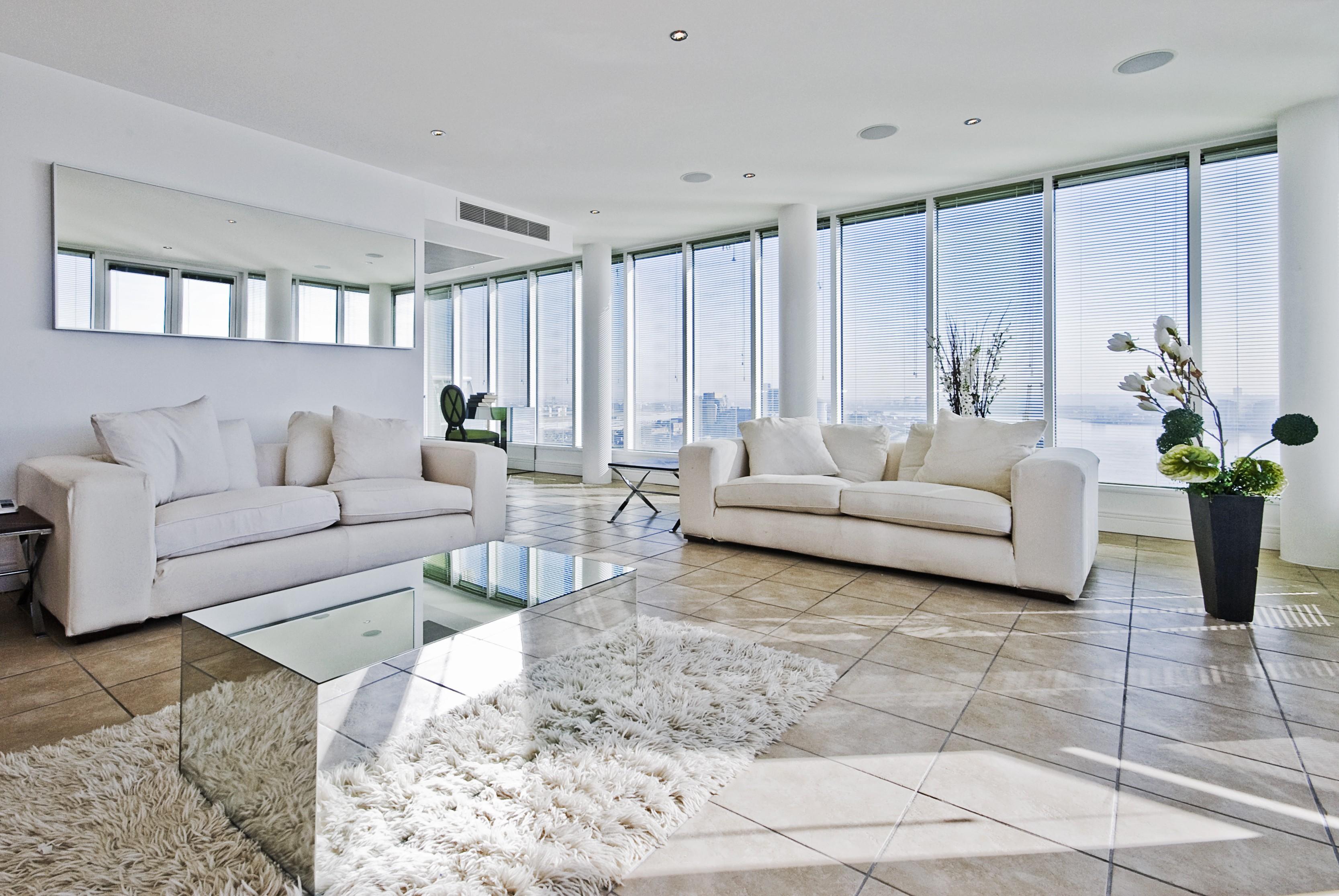 Interior Tile Floor | Noble Company