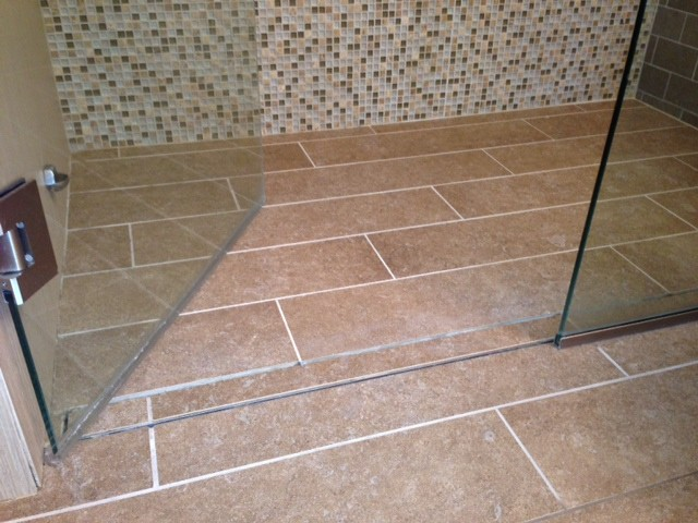 Tile Top Freestyle Linear Drain Noble Company